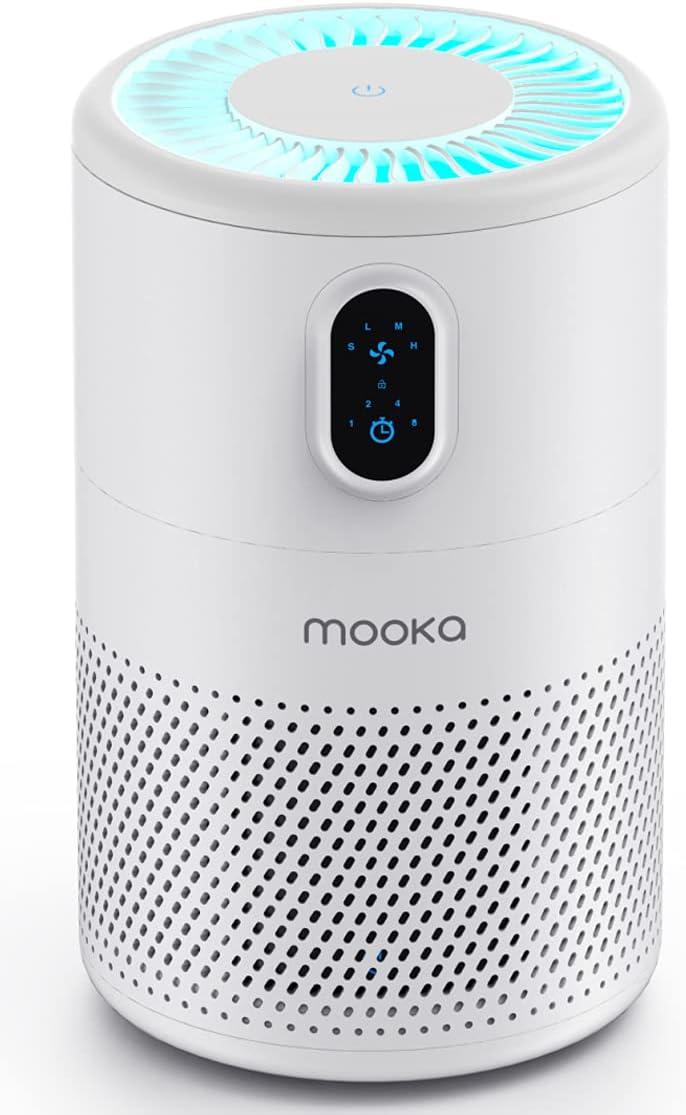 MOOKA Air Purifier for Home