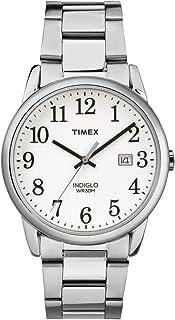 Timex Easy Reader Date 38 mm armbandsklocka för män