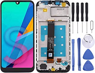 HOUSEHOLD Cell Phones Accessories Maintenance Upkeep Repairs LCD Screen and Digitizer Full Assembly with Frame for Huawei ...