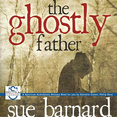 The Ghostly Father audiobook cover art
