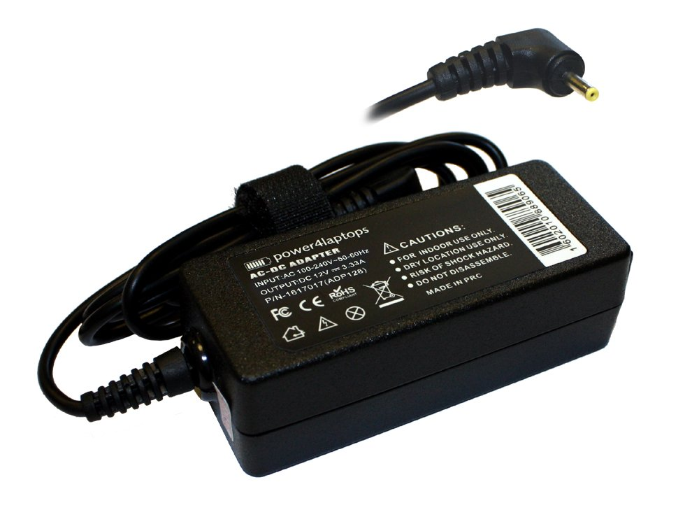 Power4Laptops AC Adapter Laptop Charger