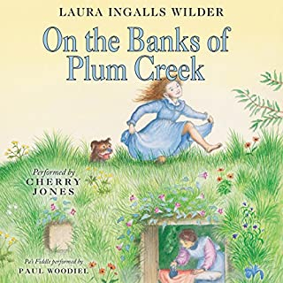 On the Banks of Plum Creek audiobook cover art
