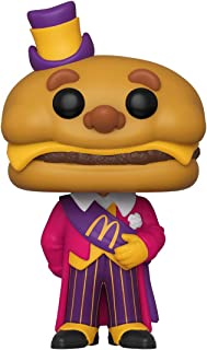 Funko Pop! Ad Icons: McDonald's - Alcalde McCheese