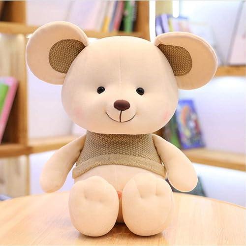 venta mundialmente famosa en línea Ycmjh muñeco de de de Peluche Suave muñeco de Peluche Lleno de Aniñales ratón para Niños Regaño 60cm  ahorra hasta un 70%