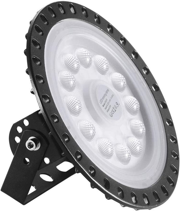 UFO Led New arrival High Bay Light 50W Attention brand 6000K Lamp Ai FUN Shop CAR