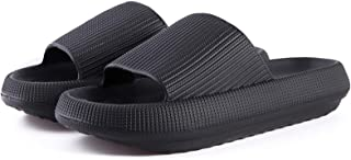 Shower Shoes Non Slip,Quick Drying Bathroom Slippers Indoor & Outdoor Summer Beach Super Soft Sole Slippers for Women and Men