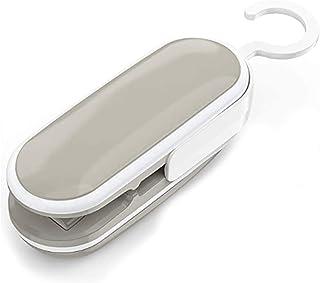 Mini Bag Sealer Machine, Heat Sealer for Plastic Bags, Portable and Practical, 2 in 1 Sealer and Cutter Handheld Heat Seal...