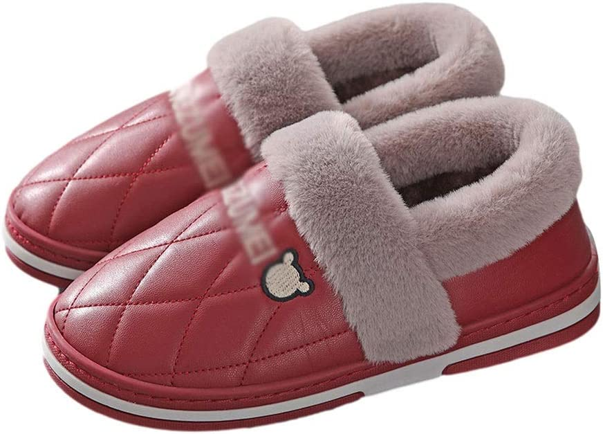 Home Shoes Slippers Warm Comfy Albuquerque Mall Soft Foam Memory Omaha Mall Indoor