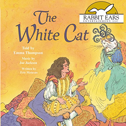The White Cat cover art