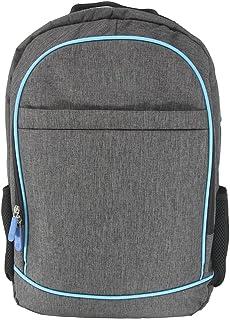 حقائب ظهر مدرسية بتصميم XD, رمادي,