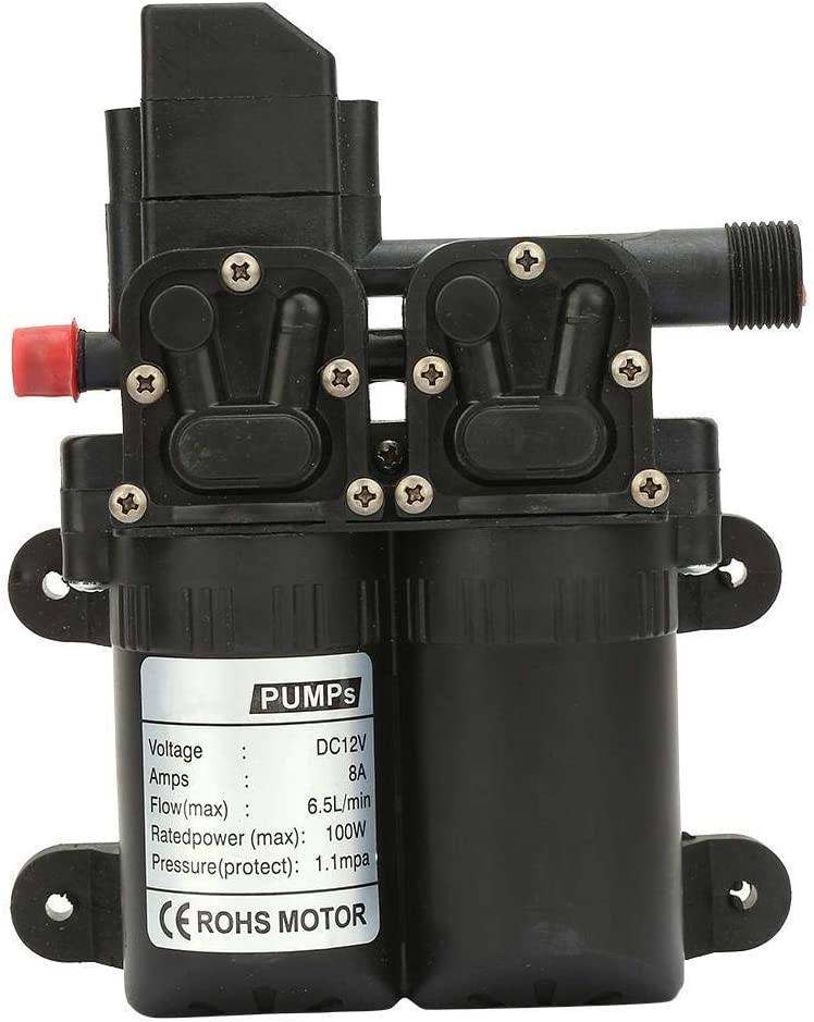 TANGIST Water specialty shop Pump High order Double Suction Self Electric Priming Diaphra