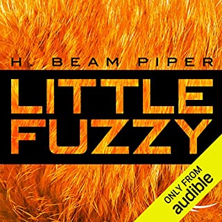 Little Fuzzy [Audible] audiobook cover art