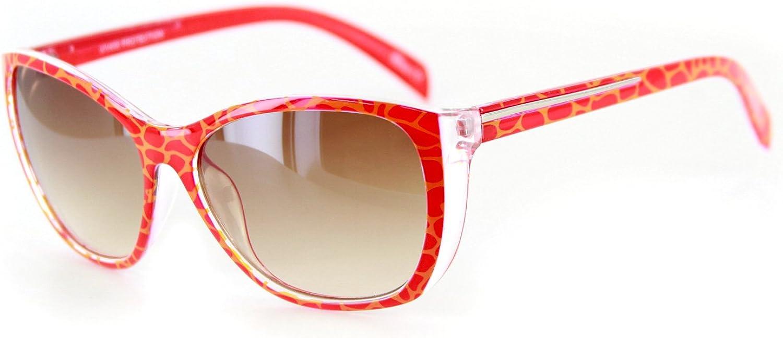 Animal Instinct Designer Sunglasses with Stylish Patterned Frames for Women