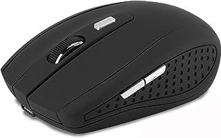 【7ボタン 2.4G & Bluetooth 5.1 充電式】完全ワイヤレスマウス M207 無線マウス 3DPIモード ボタンを調整可能 コンパクト type-C変換アダプタ付属 ワイヤレス 小型 高感度 省エネルギー 持ち運び便利 省エネル...