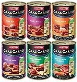 Animonda, Gran Carno, Comida para perros, Pack de 6
