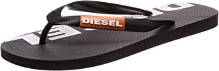 Diesel Sa-Briian Mens Sandals Black
