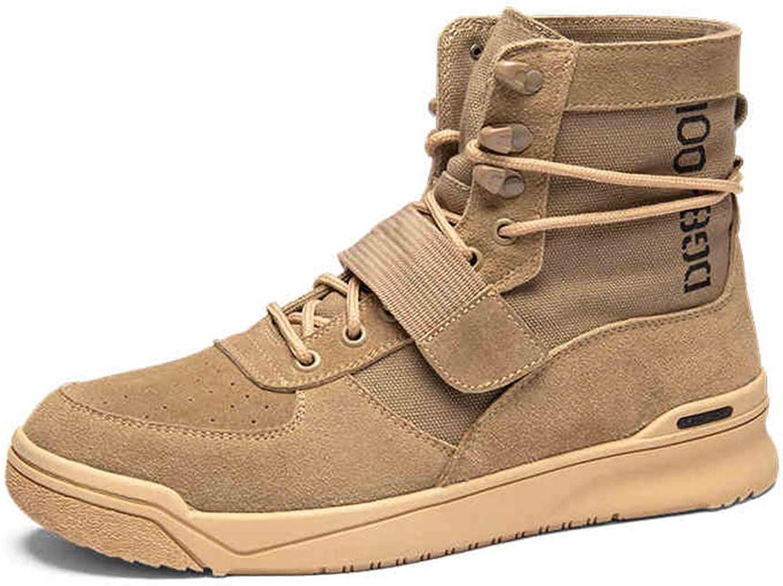 QIDI Martin Boots Rubber Winter Keep Warm Non-slip Lace Booties (Size   US10.5 EU42 UK8.5)
