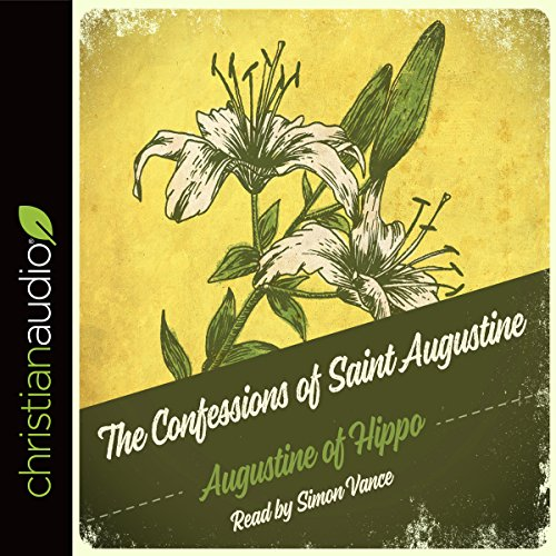 The Confessions of St. Augustine audiobook cover art