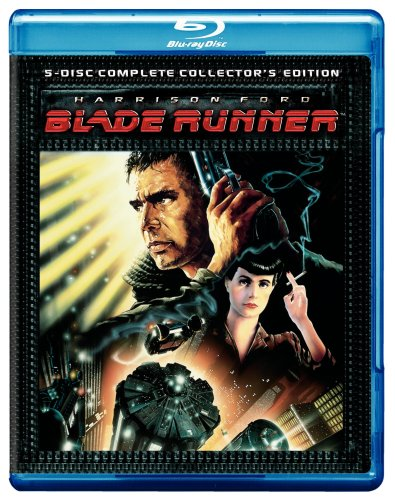 Blade Runner (Five-Disc Complete Collector's Edition) [Blu-ray]