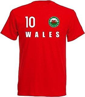 Nation Wales T-Shirt koszulka herb FH 10 RO
