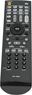New RC-762M 24140762 Remote Control fits for ONKYO AV Receiver AVX280 AVX-280 AVX290 AVX-290 HTR280 HT-R280 HTR290 HT-R290 HTR380 HTR380 HT-R380 HTR390 HT-R390 HTR538 HT-R538 HTRC230 HT-RC230 HTS3300