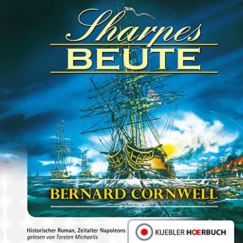 Sharpes Beute cover art
