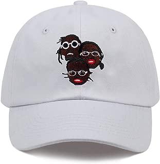 2019 New Hip Hop Dreadlock Men Snapback Cap Cotton Baseball Cap for Adult Men Women Dad Hat Bone Gorra