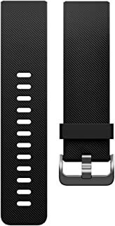 Fitbit Blaze Accessory Band, Classic, Black, Large