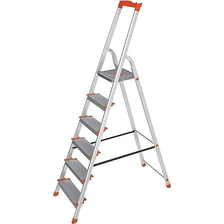 Alu Leiter 6 Stufen