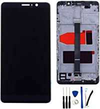 General LCD + TP Replacement for Huawei Mate 9 mate9 MHA-L09 MHA-L29 Display Touch Screen Digitizer Glass Assembly (Black W/Frame)
