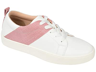 Journee Collection Comfort Foam Raaye Sneakers (Rose) Women