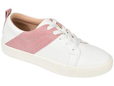 Journee Collection Comfort Foamtm Raaye Sneakers (Rose) Women