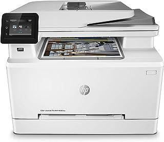 HP Color LaserJet Pro MFP M282nw - Impresora láser multifunción, color, Wi-Fi, Ethernet (7KW72A)