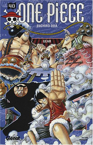 One piece - Tome 40: Gear