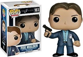 Funko Pop! TV: X-Files - Fox Mulder - Figuras de Juguete para niños (Multi)