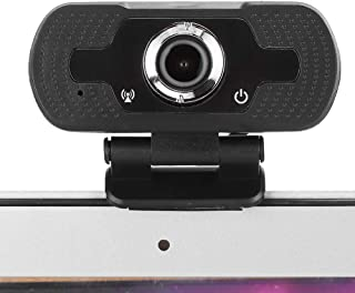 Web Camera, Computer Camera, USB Webcam, 90 ° Wide-Angle Lens Auto for Conference for Video Calling
