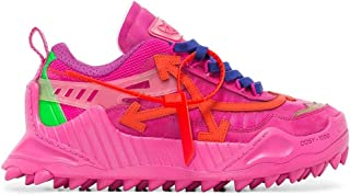 OFF-WHITE Luxury Fashion Womens OWIA180F198000762819 Pink Sneakers   Season Permanent