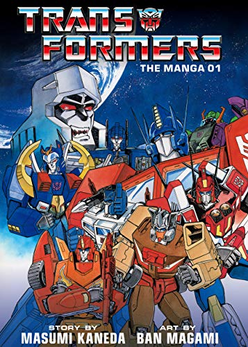 Transformers: The Manga, Vol. 1 (English Edition)