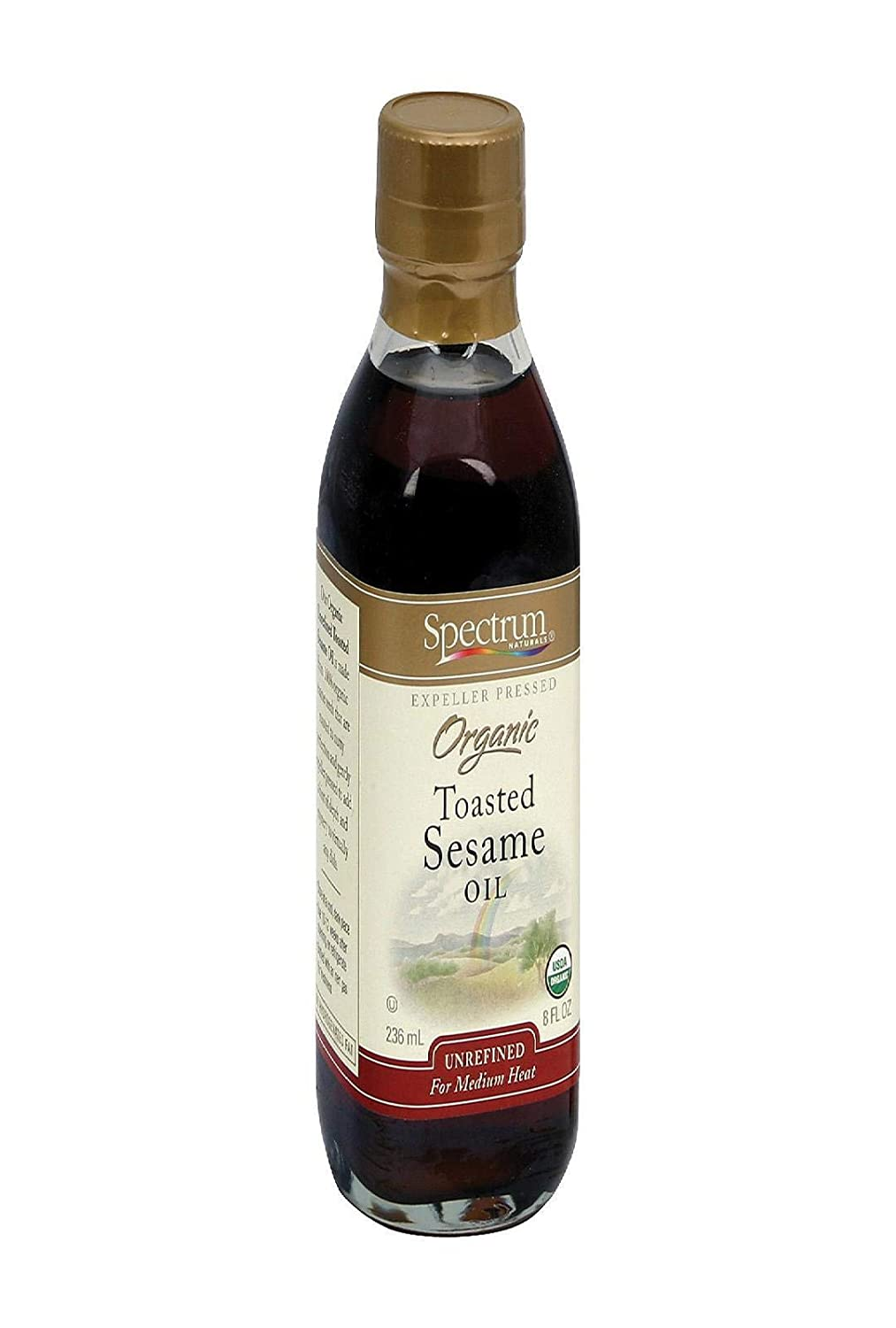 SPECTRUM Sales for sale NATURALS OIL TOASTED Special price for a limited time ORG SESAME