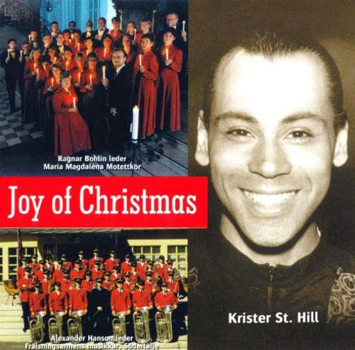 Krister St. Hill