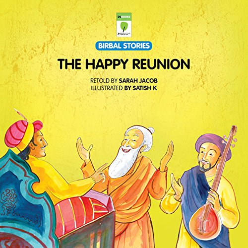 The Happy Reunion audiobook cover art