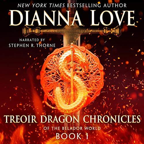 Treoir Dragon Chronicles of the Belador World: Book 1 cover art