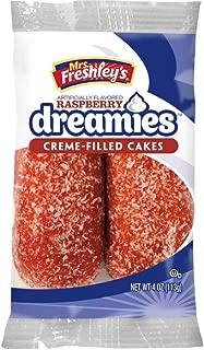 Mrs.Freshleys Creme Filled Raspberry Cake, 4 Ounce -- 48 per case.