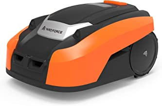 YARD FORCE Mähroboter X80i bis zu 800 qm – Selbstfahrender Rasenmäher Roboter mit..