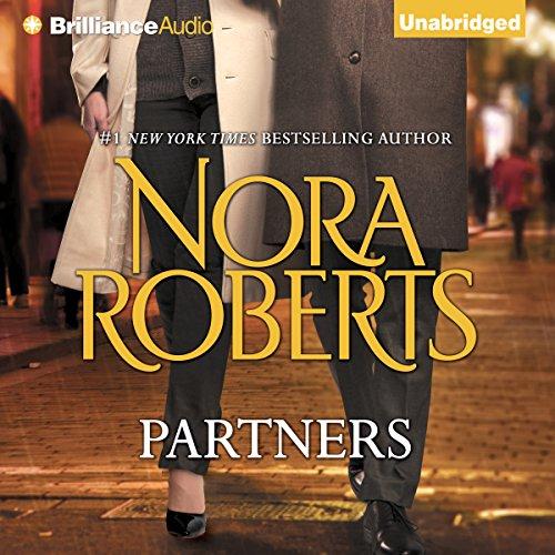 Partners audiobook cover art