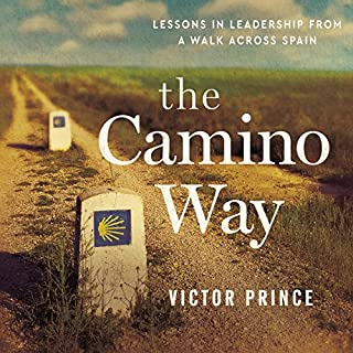 The Camino Way audiobook cover art