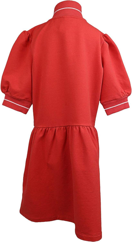 Janie and Jack Red B Mine Zip Dress Special Occasion - 7