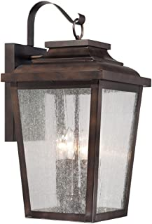 Minka Lavery Minka 72173-189 Traditional Four Light Wall Mount from Irvington Manor Collection in Bronze/Darkfinish 4 Bracket, Upc-747396087344