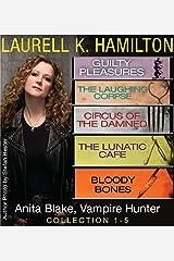 Anita Blake, Vampire Hunter Collection 1-5 Kindle Edition