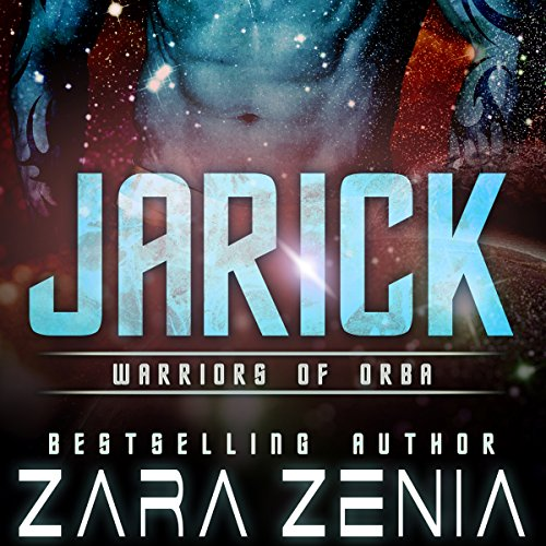 Jarick audiobook cover art